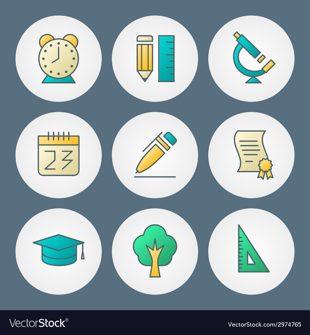 Icons set for web site design and mobile apps vector | Price: 1 Credit (USD $1)