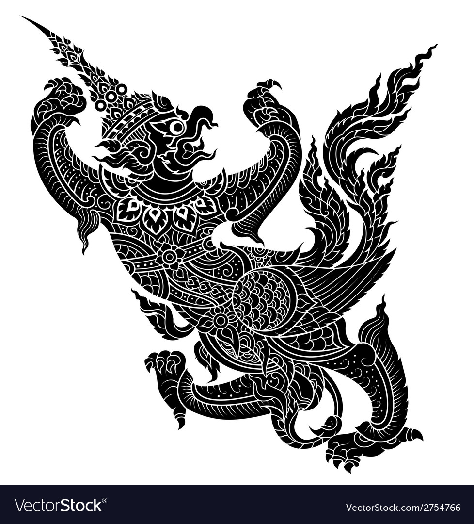 Eagle garuda vector | Price: 1 Credit (USD $1)