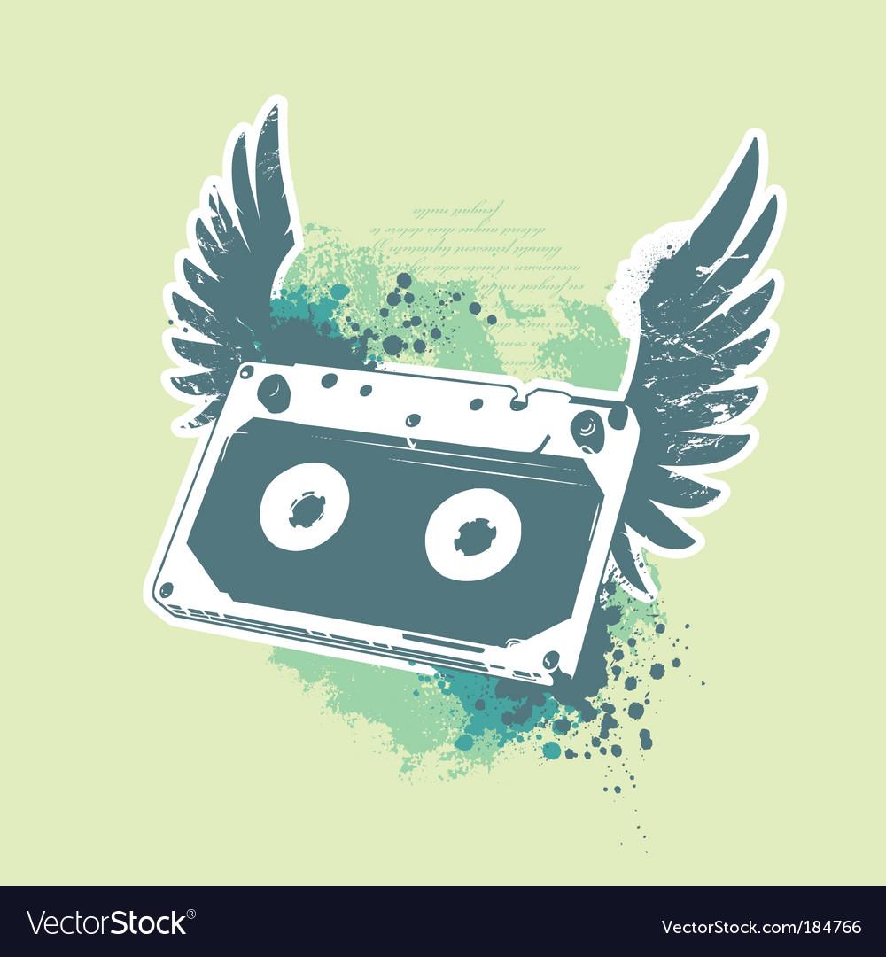Grunge tape vector   Price: 1 Credit (USD $1)