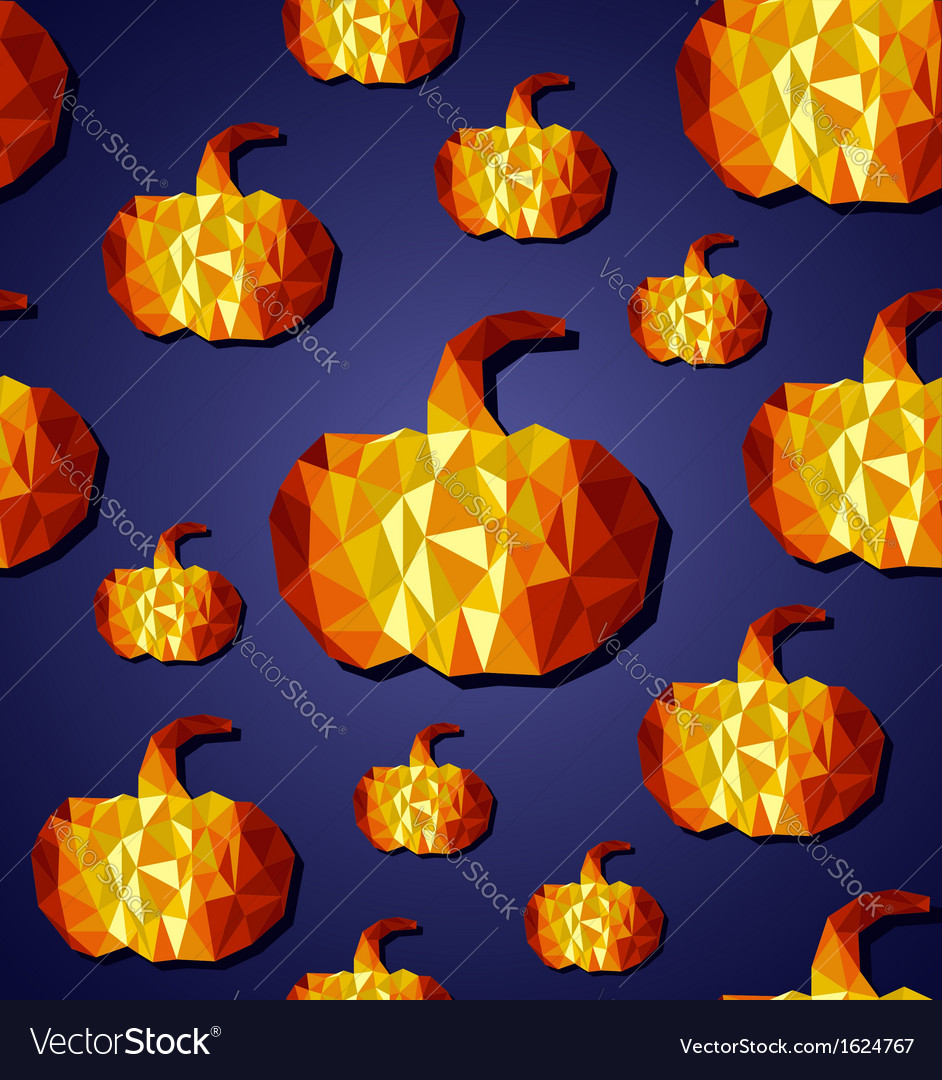 Halloween seamless pattern background eps10 file vector | Price: 1 Credit (USD $1)