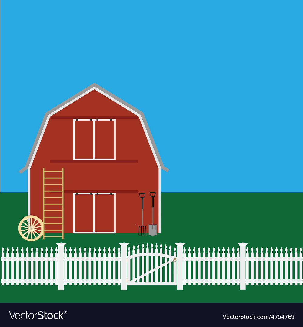 Countryside vector | Price: 1 Credit (USD $1)