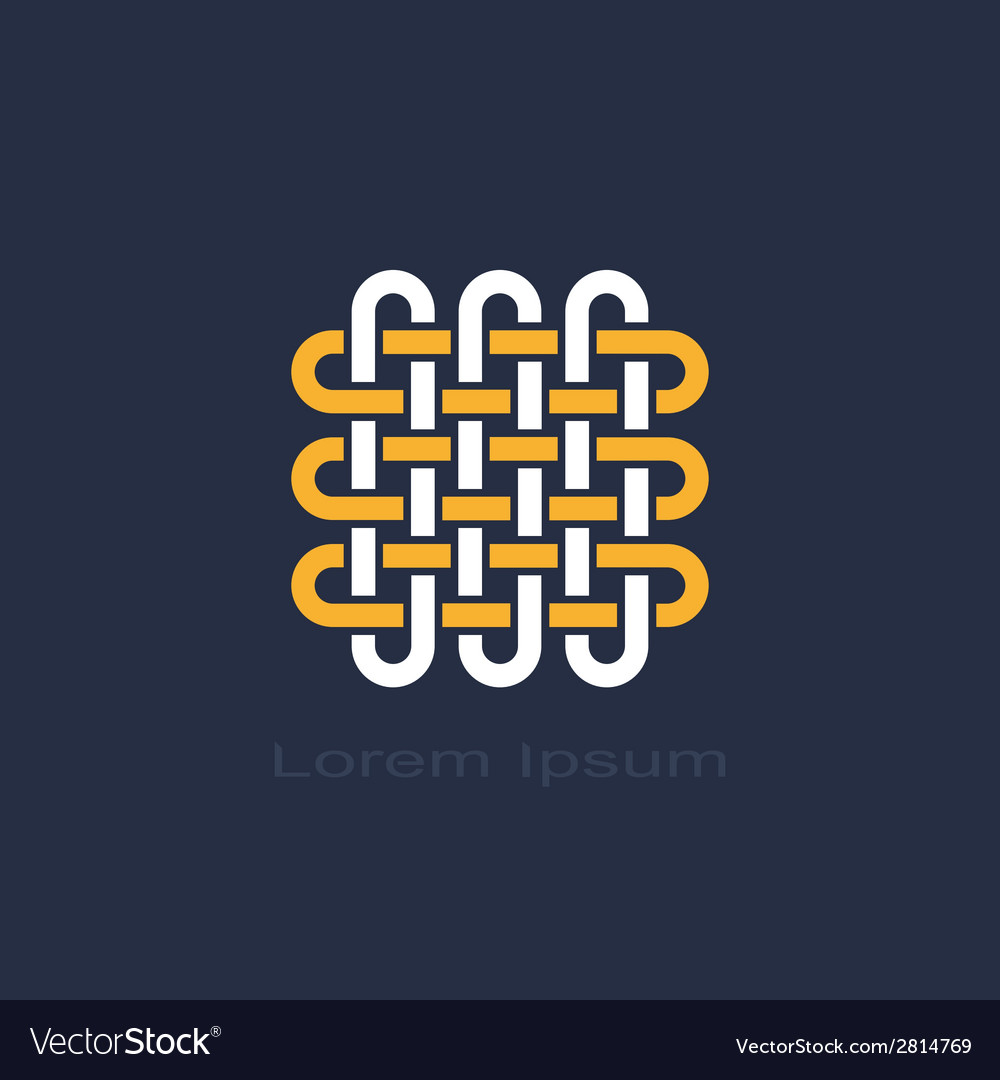Knot symbol vector | Price: 1 Credit (USD $1)