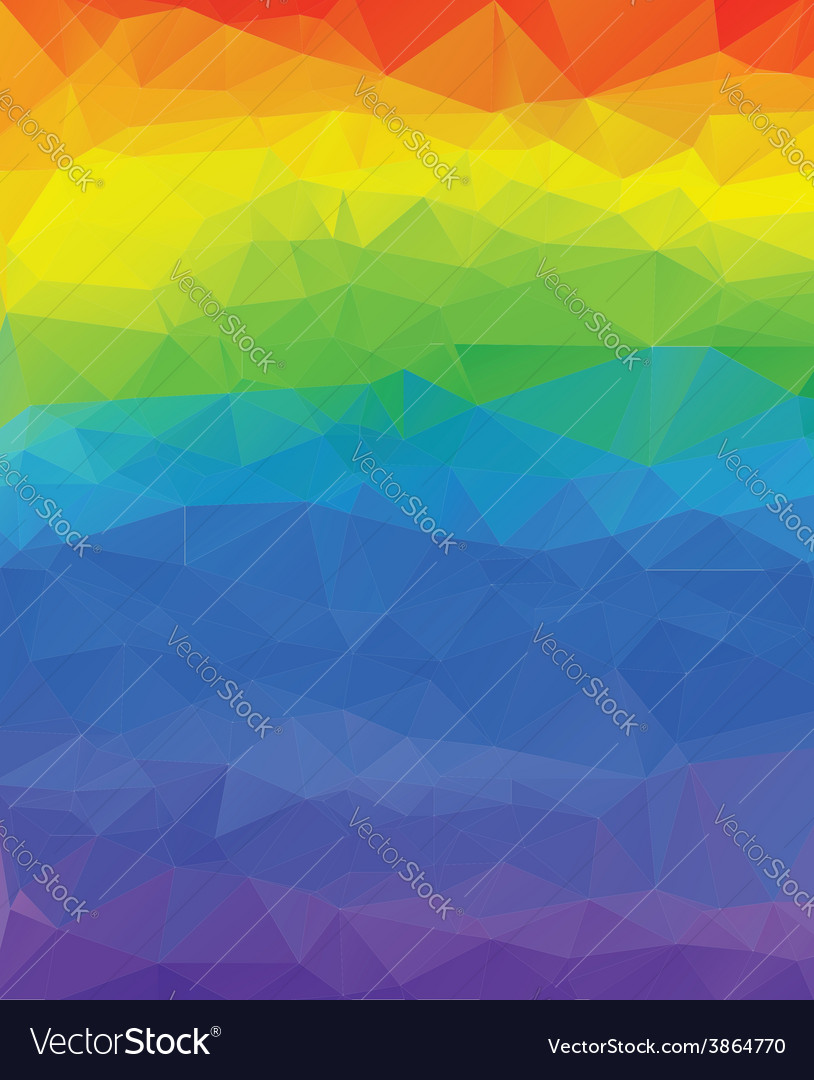 Multicolor geometric background11 vector | Price: 1 Credit (USD $1)