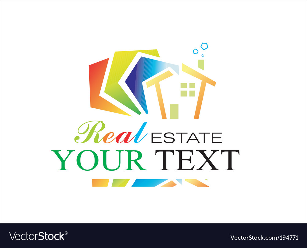 Real estate design vector | Price: 3 Credit (USD $3)