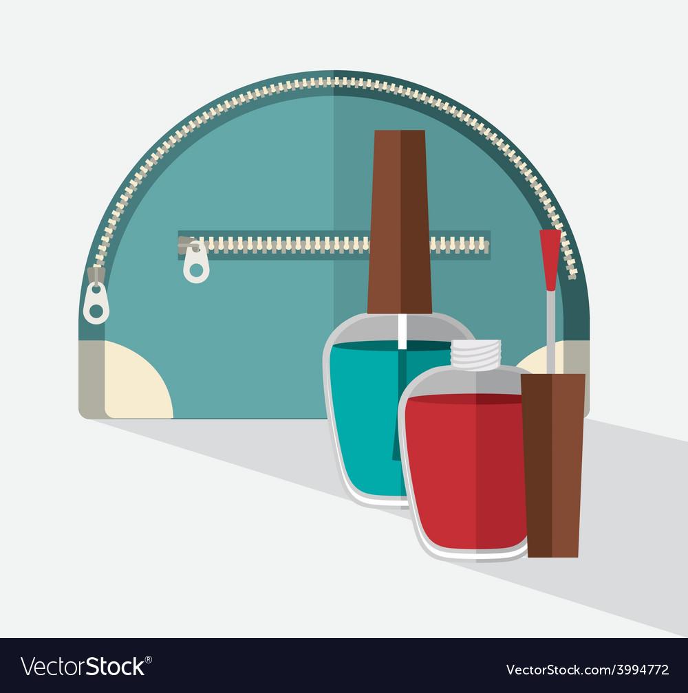 Make up desing vector | Price: 1 Credit (USD $1)