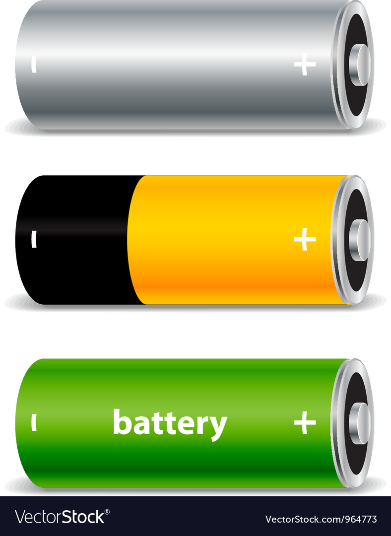 Battery vector | Price: 1 Credit (USD $1)