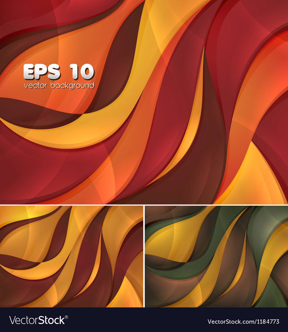 Curvy abstract background 1 vector | Price: 1 Credit (USD $1)