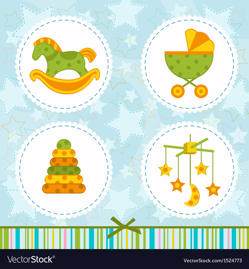 Icon baby vector | Price: 1 Credit (USD $1)