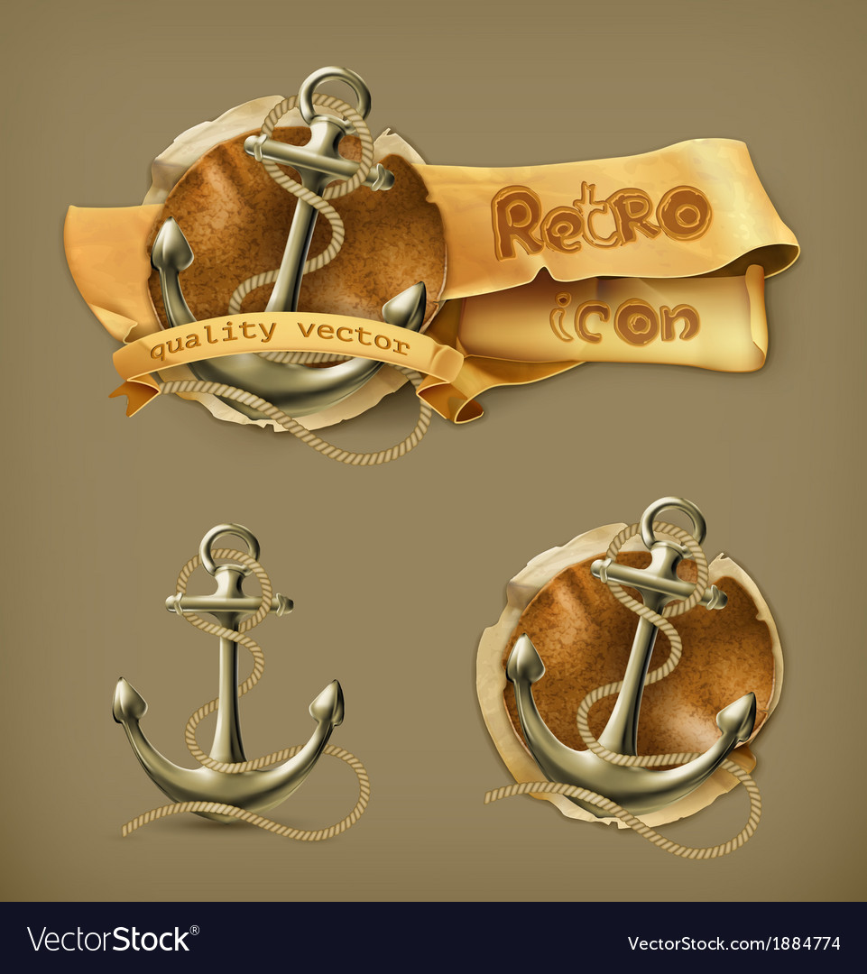 Anchor 10eps vector | Price: 1 Credit (USD $1)