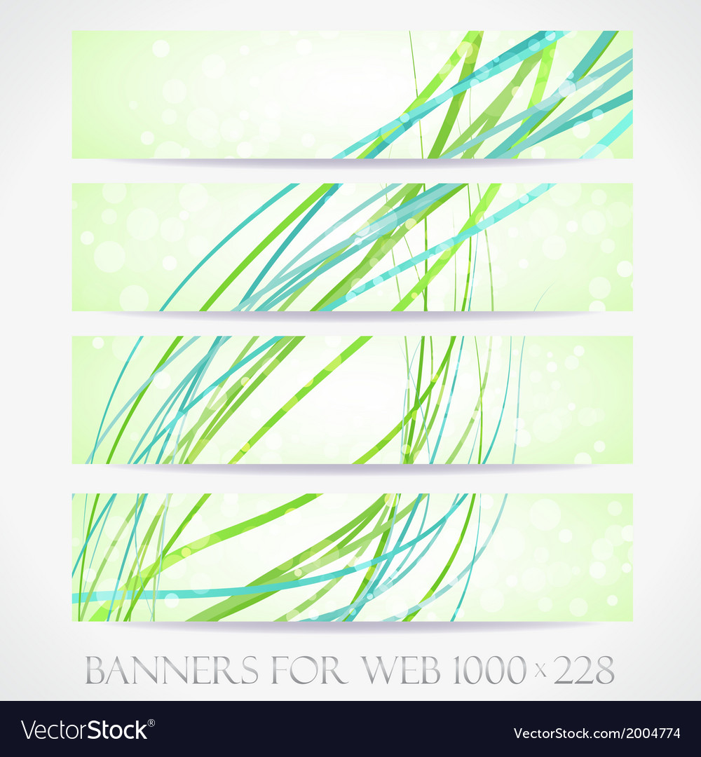 Banners for web collection13 vector | Price: 1 Credit (USD $1)