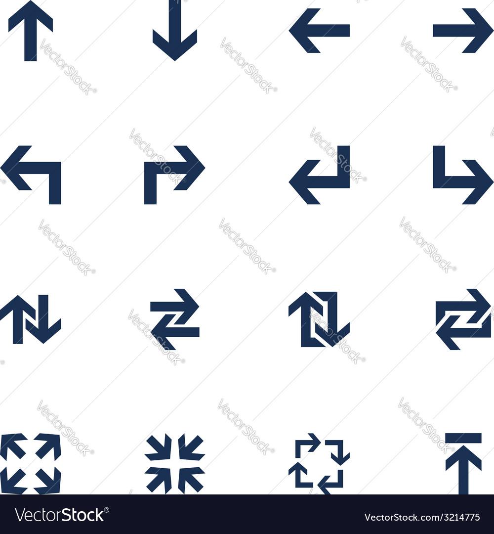 Arrow icons vector   Price: 1 Credit (USD $1)