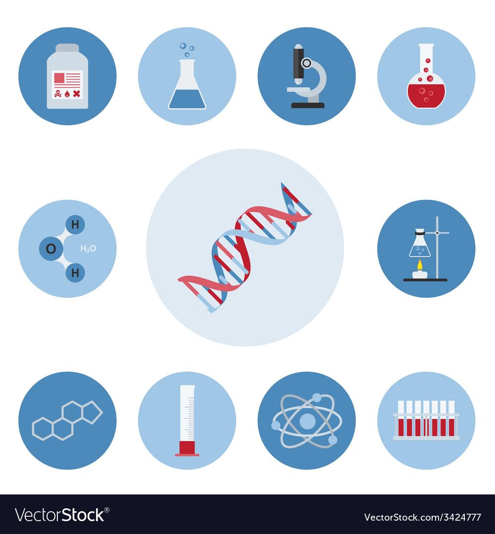 Science icon vector | Price: 1 Credit (USD $1)