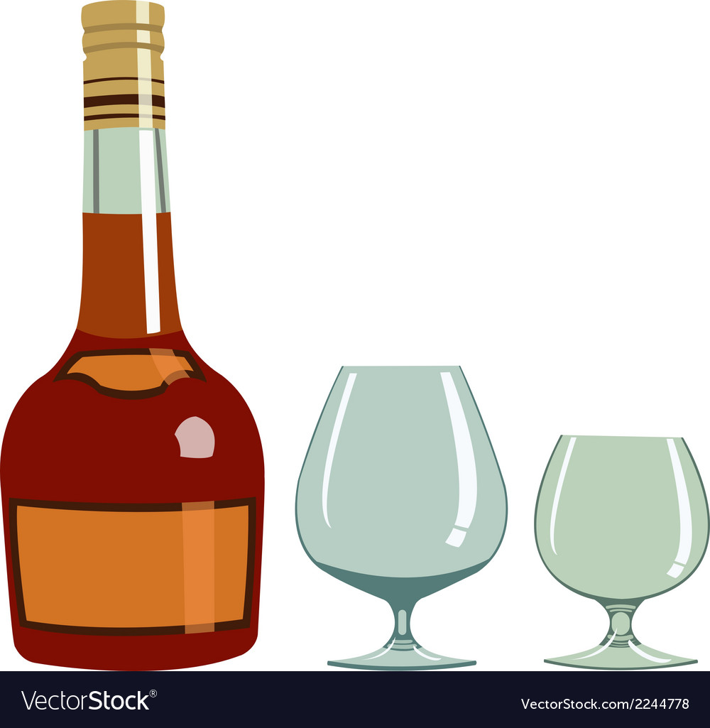 Cognac - vector | Price: 1 Credit (USD $1)