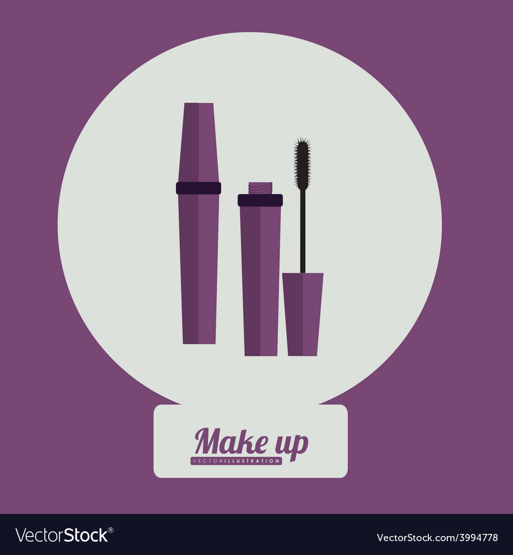 Make up desing vector | Price: 1 Credit (USD $1)