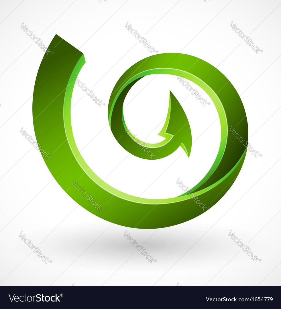 Arrow circle vector | Price: 1 Credit (USD $1)