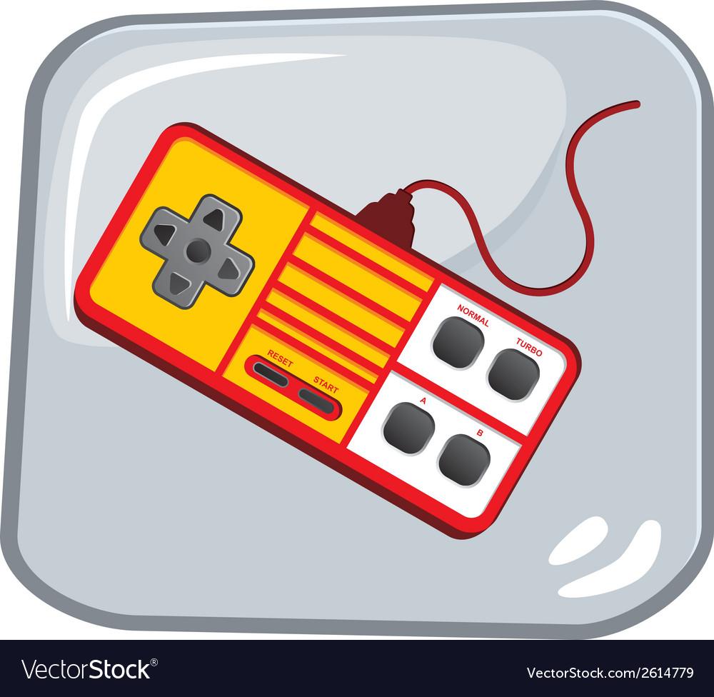 Gaming design element vector   Price: 1 Credit (USD $1)