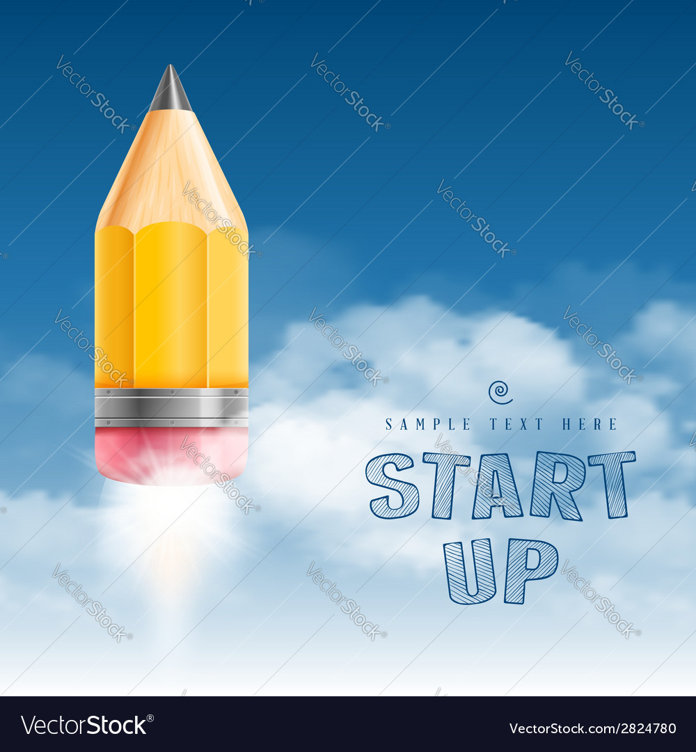 Start up vector | Price: 1 Credit (USD $1)