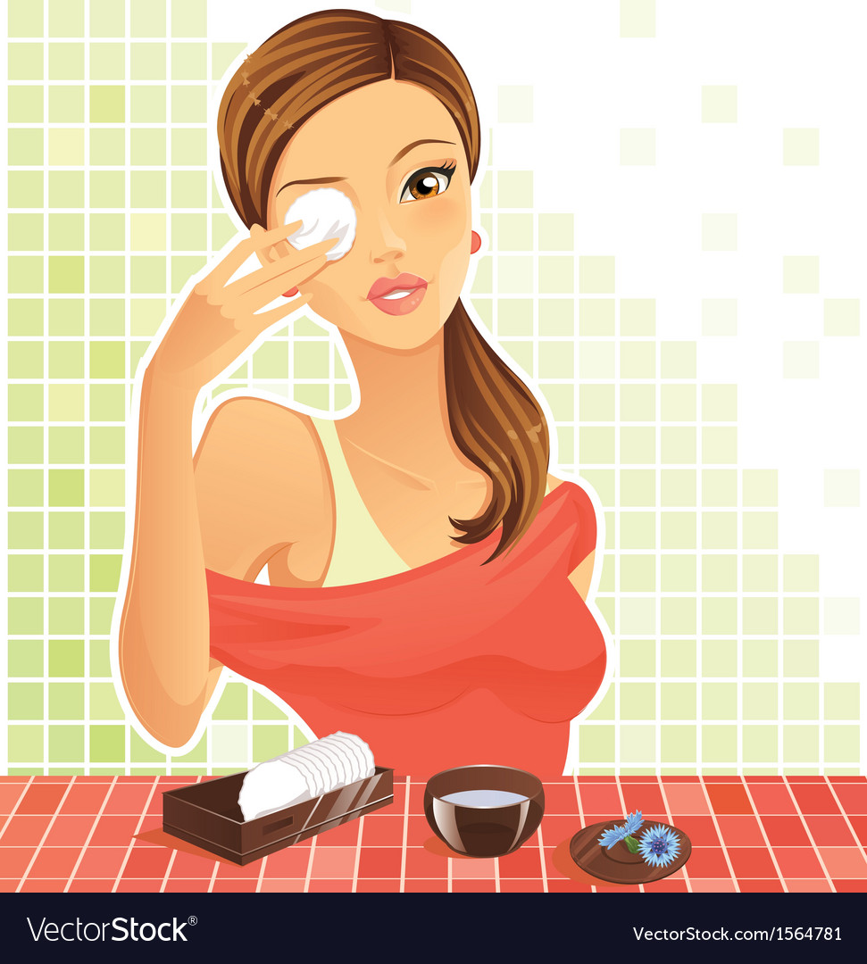 Healthy eyes vector | Price: 3 Credit (USD $3)