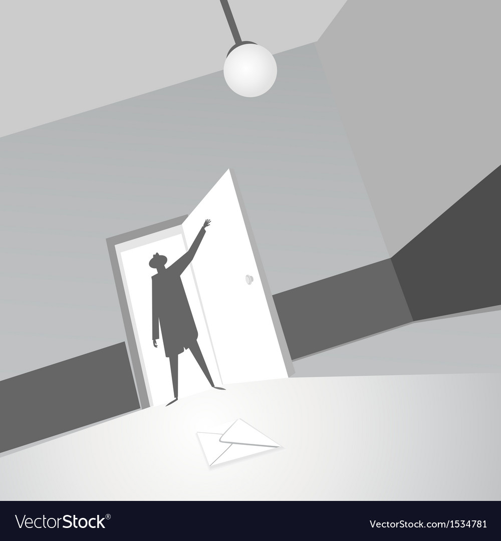 Note in the room vector | Price: 1 Credit (USD $1)