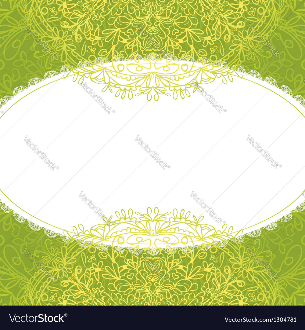 Vintage antique ornament background vector | Price: 3 Credit (USD $3)