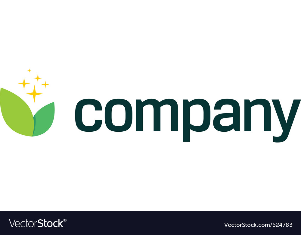 Natural medicine logo vector | Price: 1 Credit (USD $1)