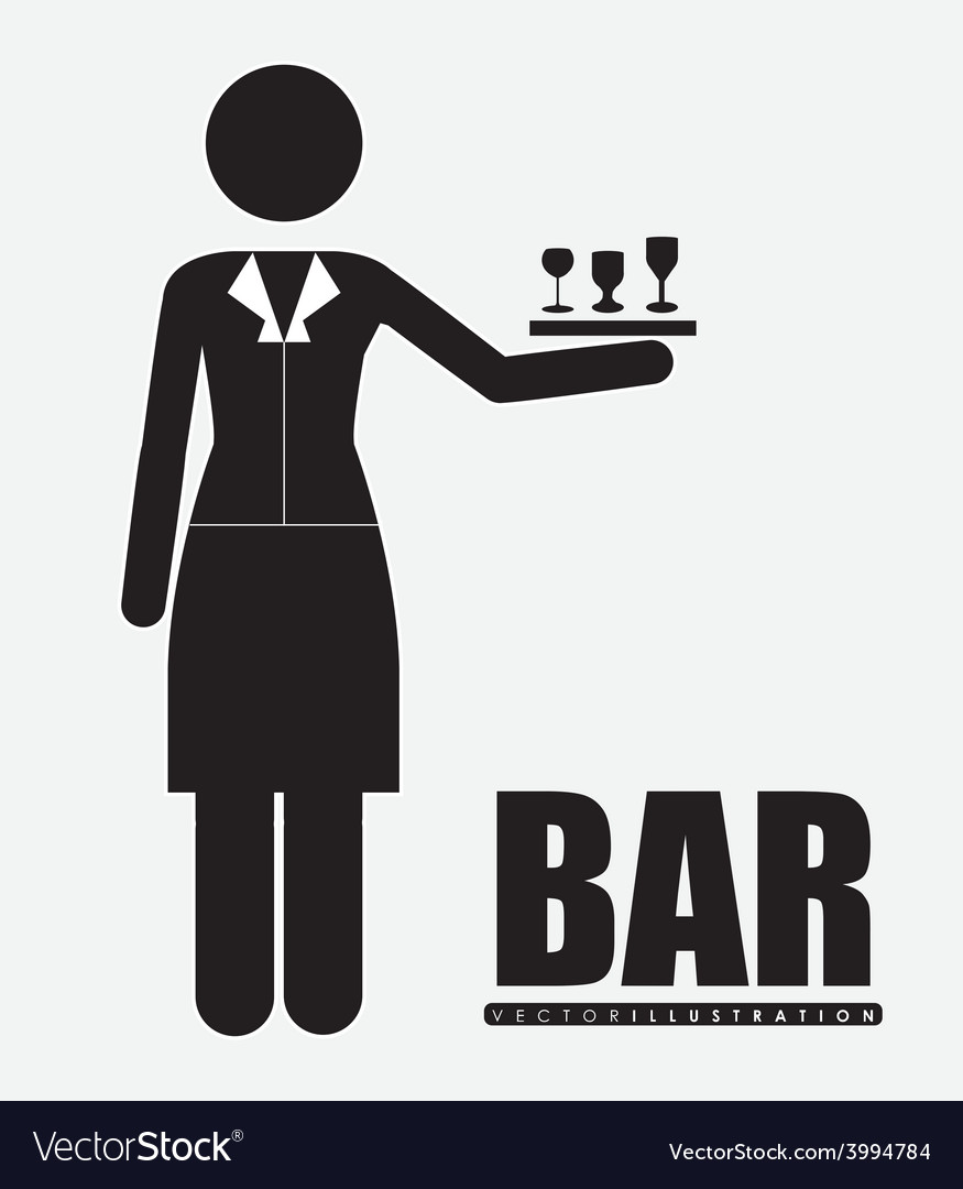 Bar desing vector | Price: 1 Credit (USD $1)