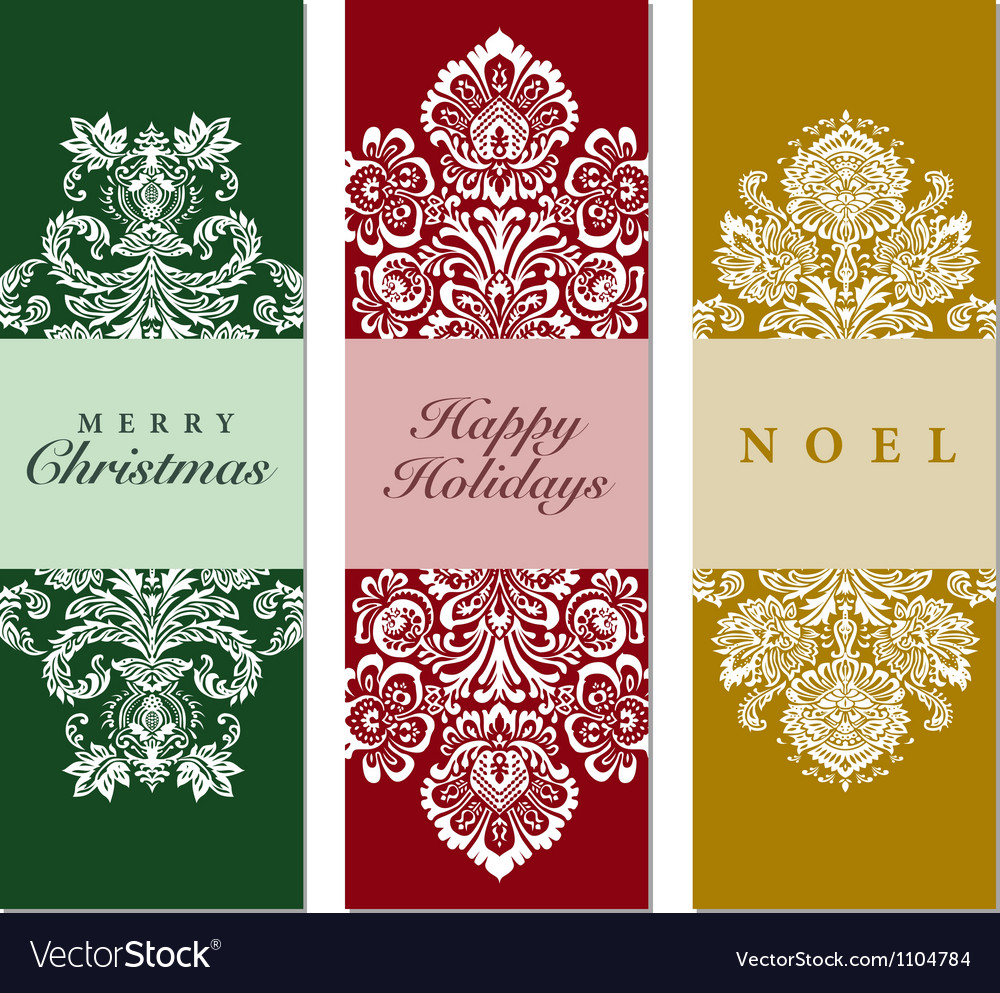 Collection tall holiday frames vector | Price: 1 Credit (USD $1)