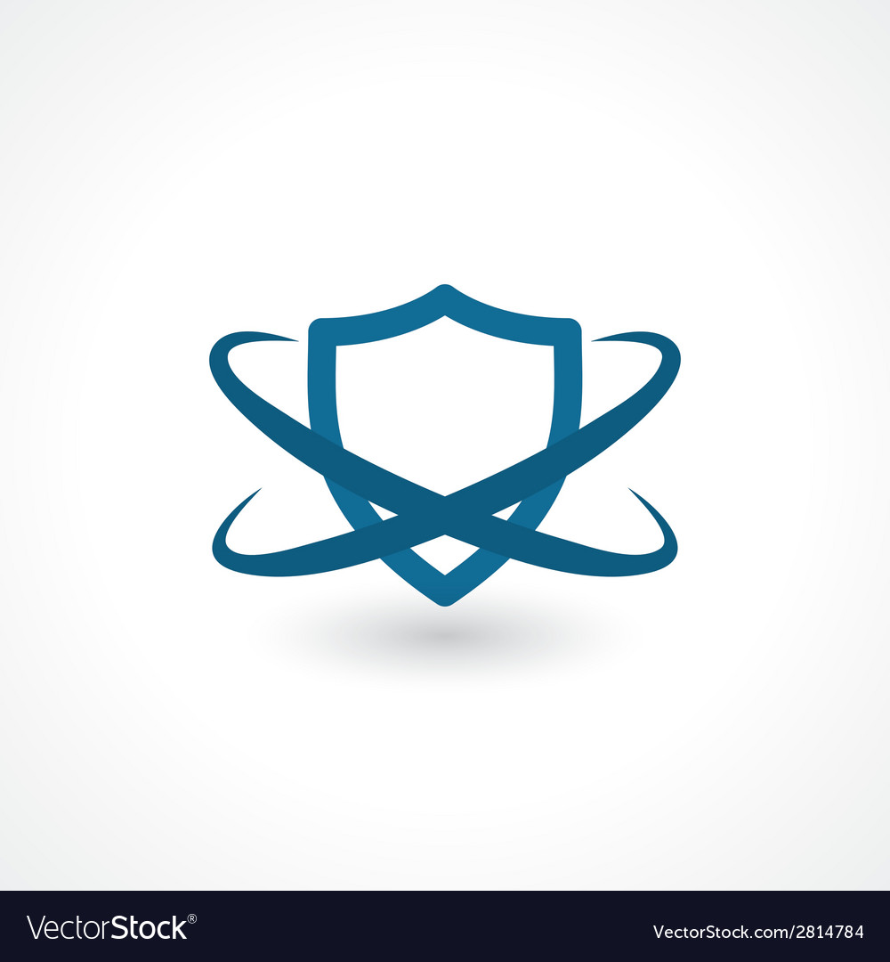 Symbol of security vector | Price: 1 Credit (USD $1)