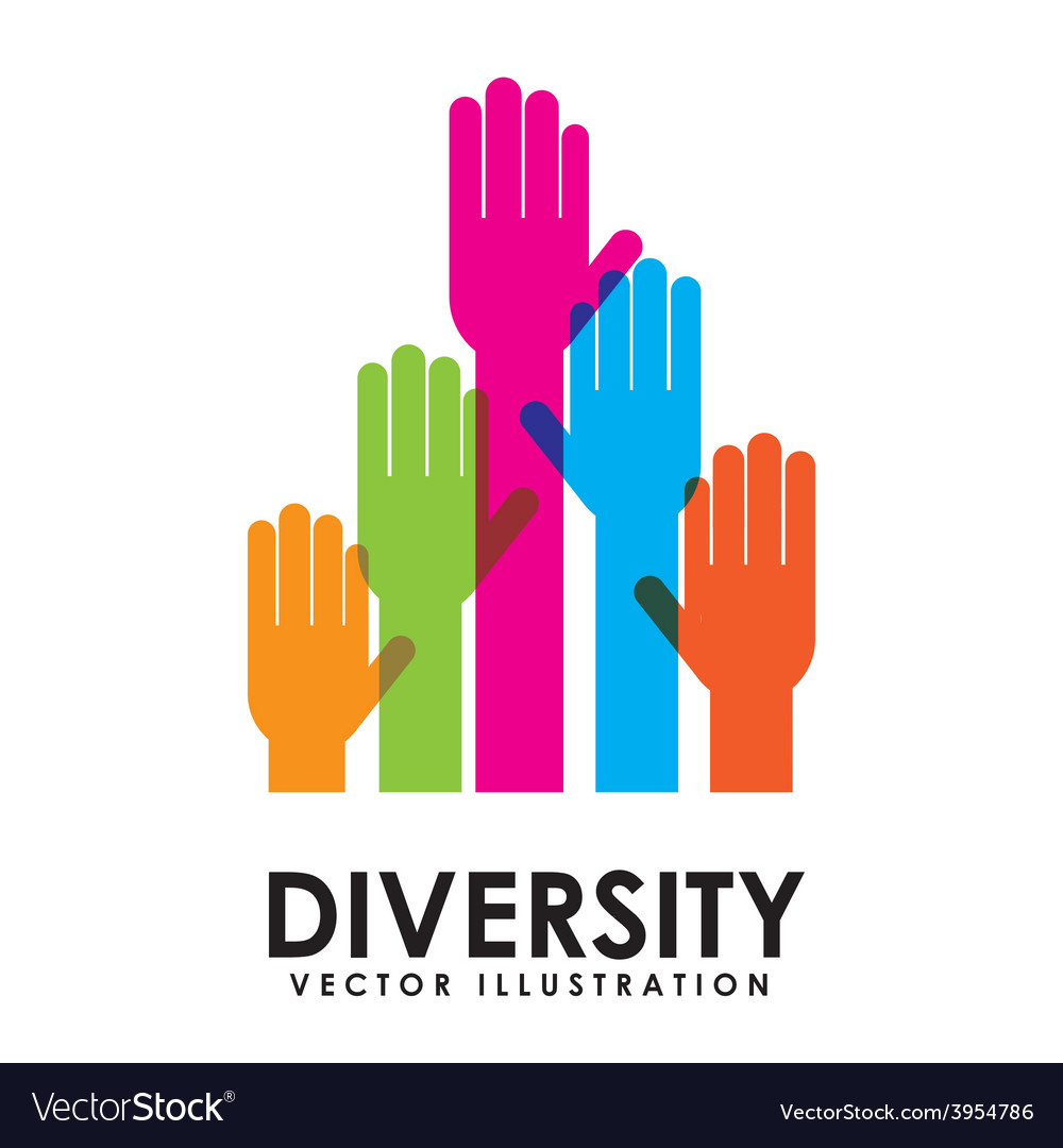 Diversity design vector | Price: 1 Credit (USD $1)