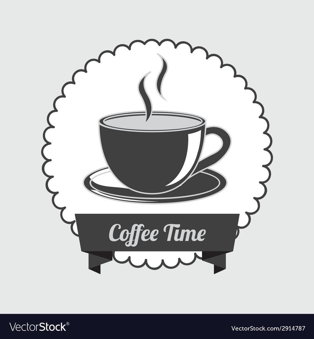 Coffe design vector | Price: 1 Credit (USD $1)