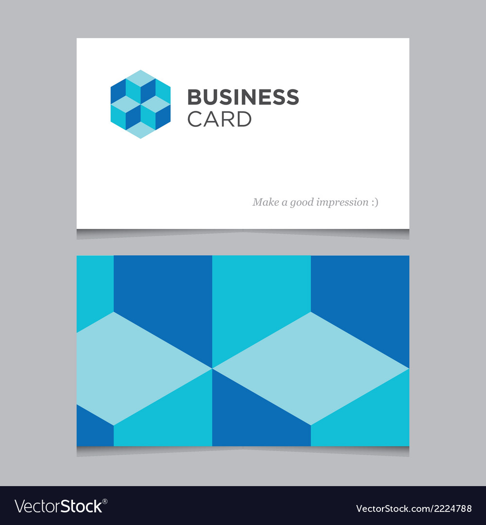 Business card 04 vector | Price: 1 Credit (USD $1)