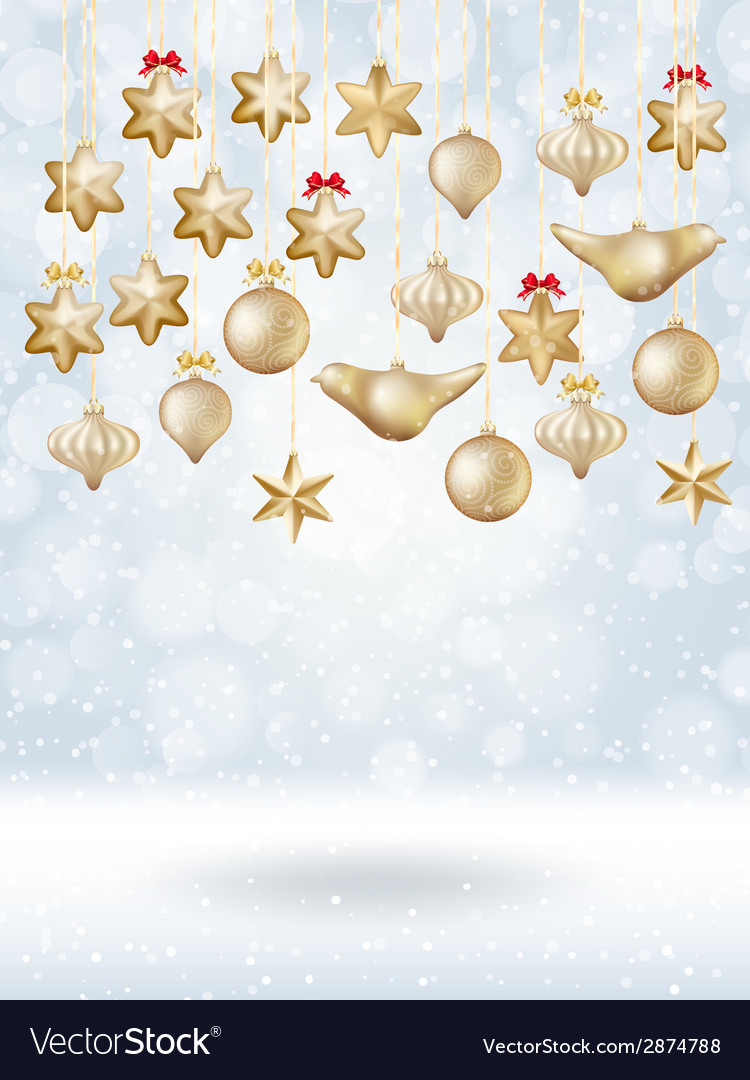 Christmas bokeh poster with tree eps 10 vector   Price: 1 Credit (USD $1)