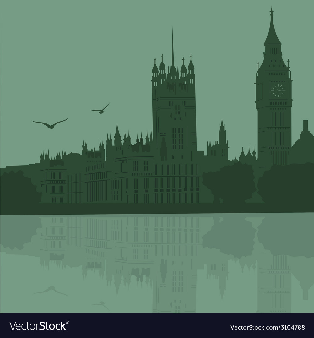 City of london vector | Price: 1 Credit (USD $1)