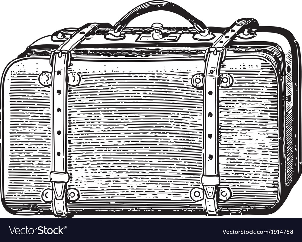 Old coffer vector | Price: 1 Credit (USD $1)