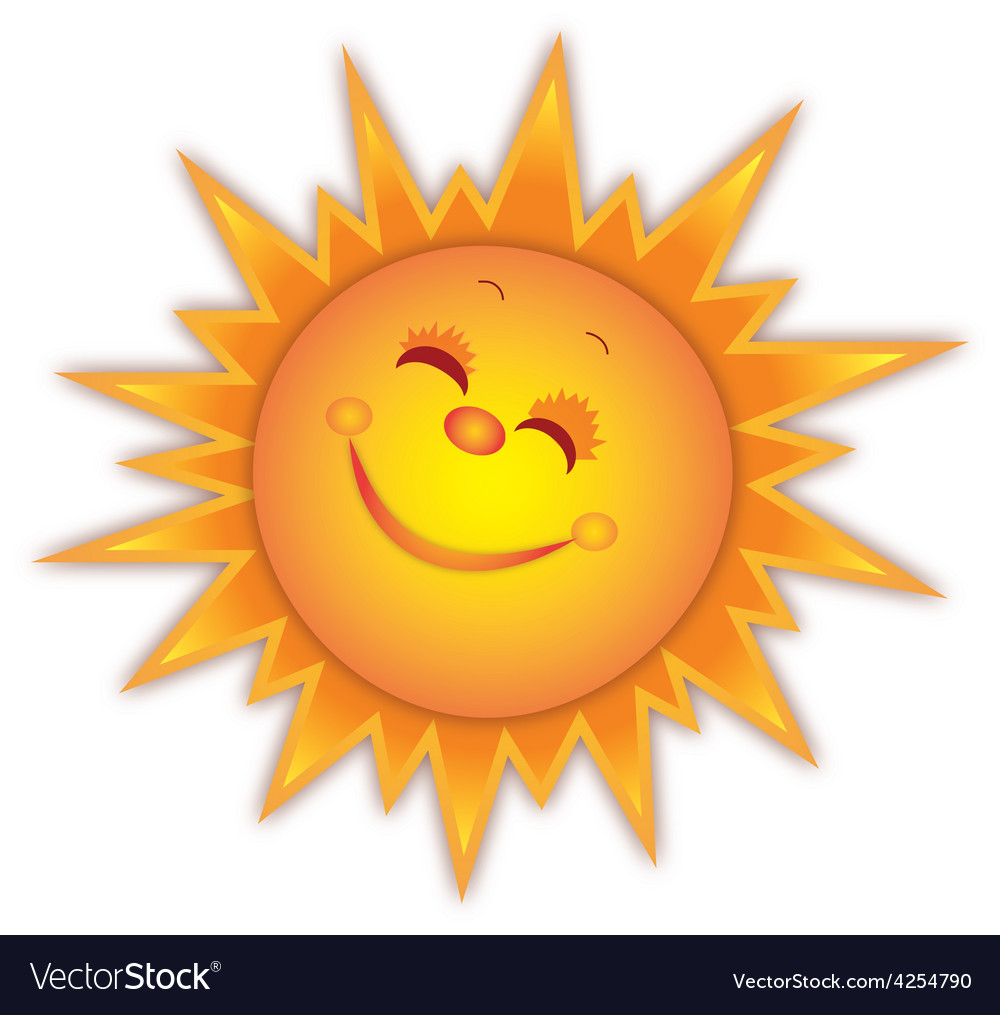 Sunshine preview vector | Price: 1 Credit (USD $1)