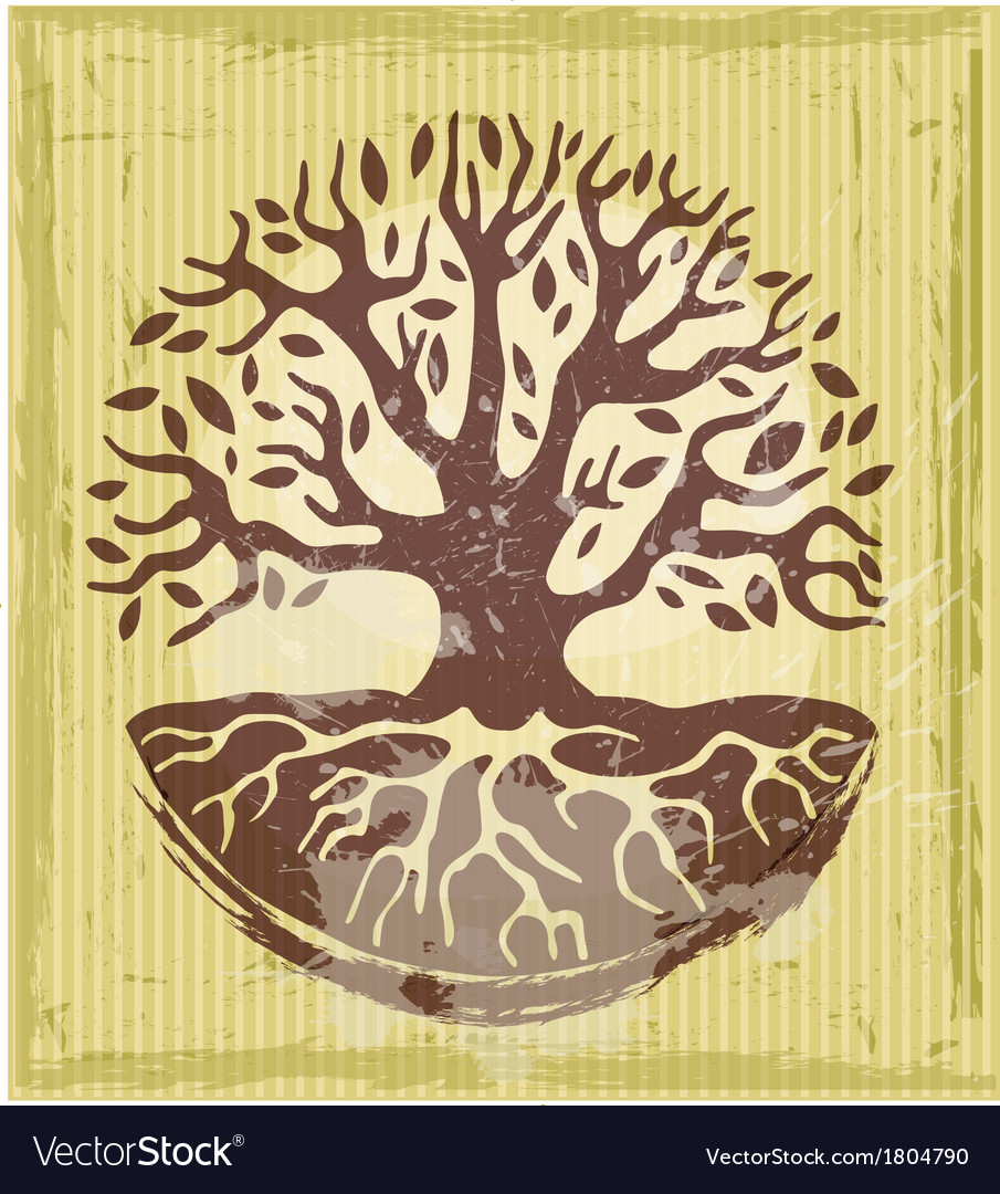 Tree symbol vector | Price: 1 Credit (USD $1)