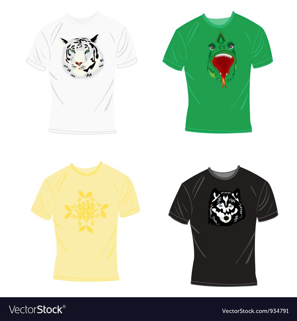 T shirt vector | Price: 1 Credit (USD $1)