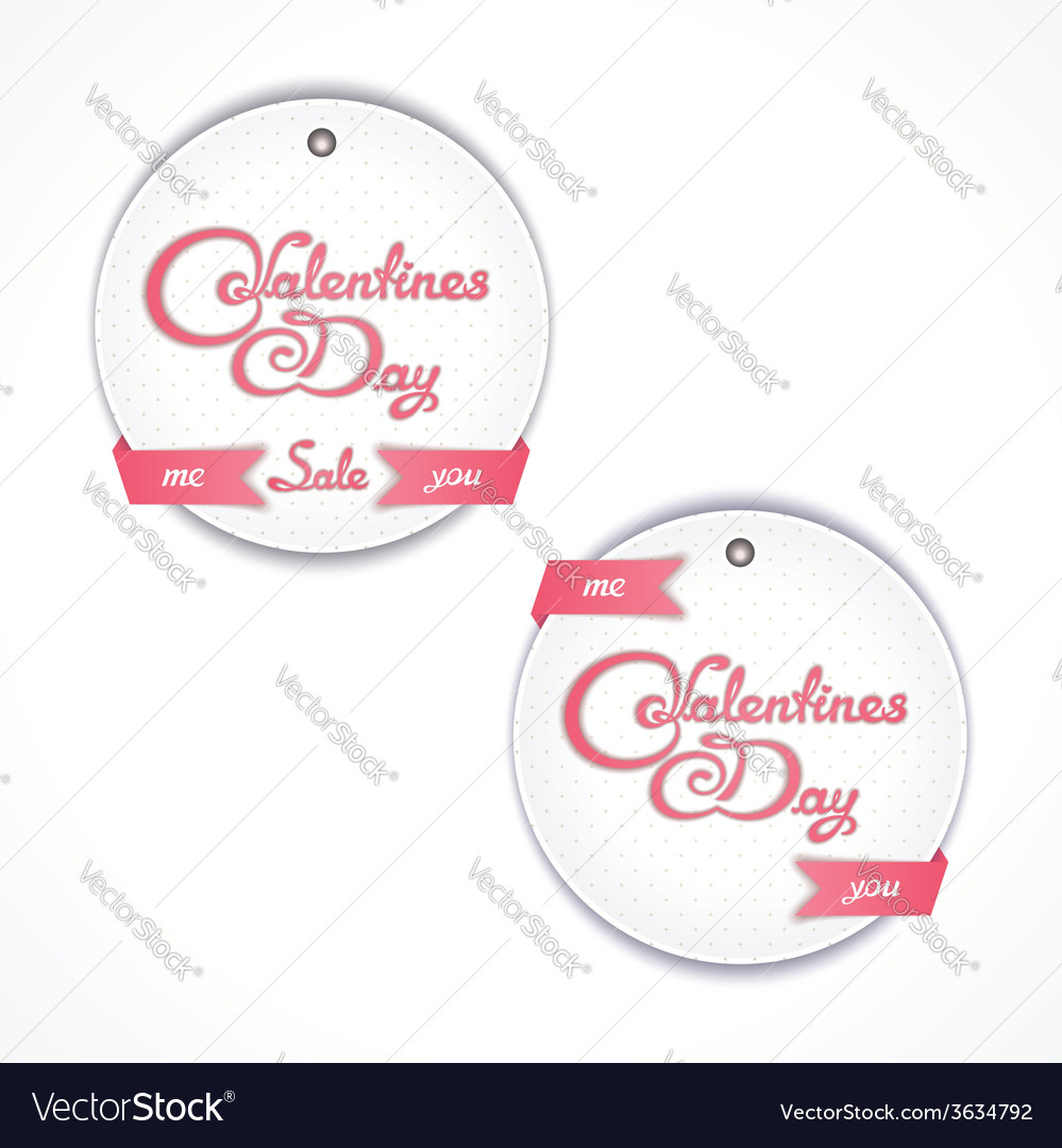 Holiday sales on valentines day vector | Price: 1 Credit (USD $1)