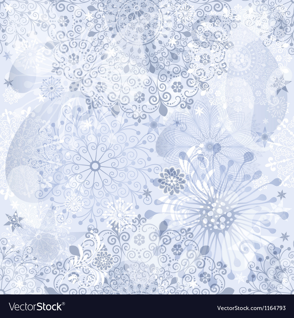 Christmas silver and gray seamless pattern vector   Price: 1 Credit (USD $1)