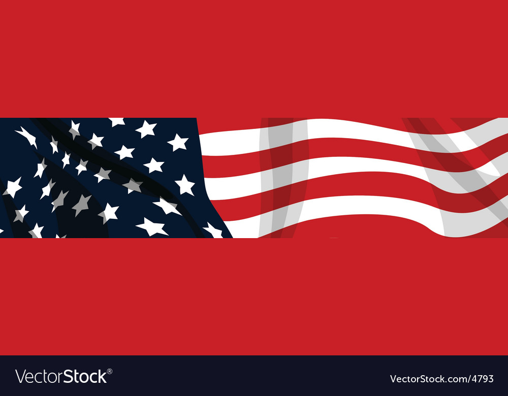 Flag use vector | Price: 1 Credit (USD $1)