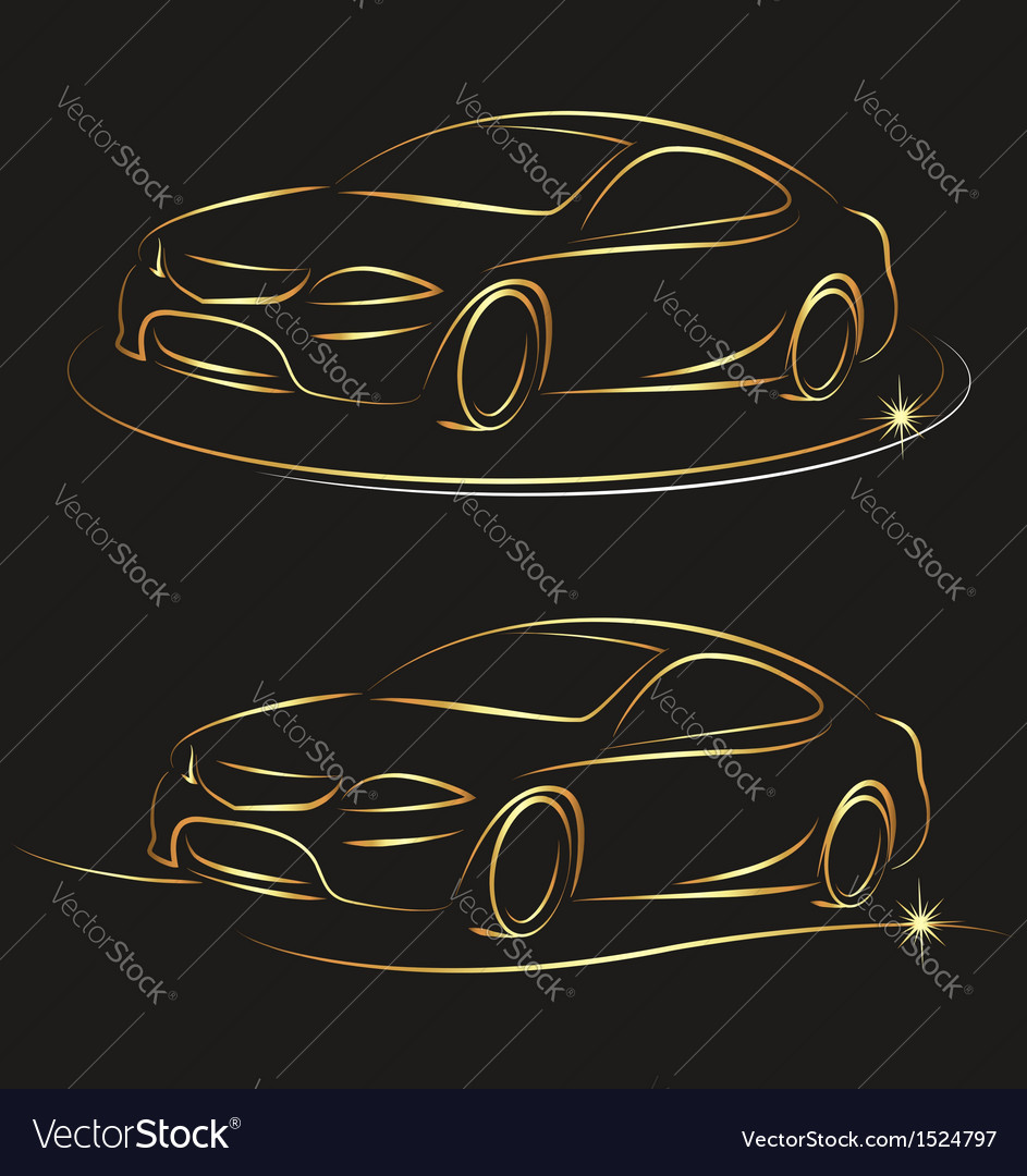 Auto design vector | Price: 1 Credit (USD $1)