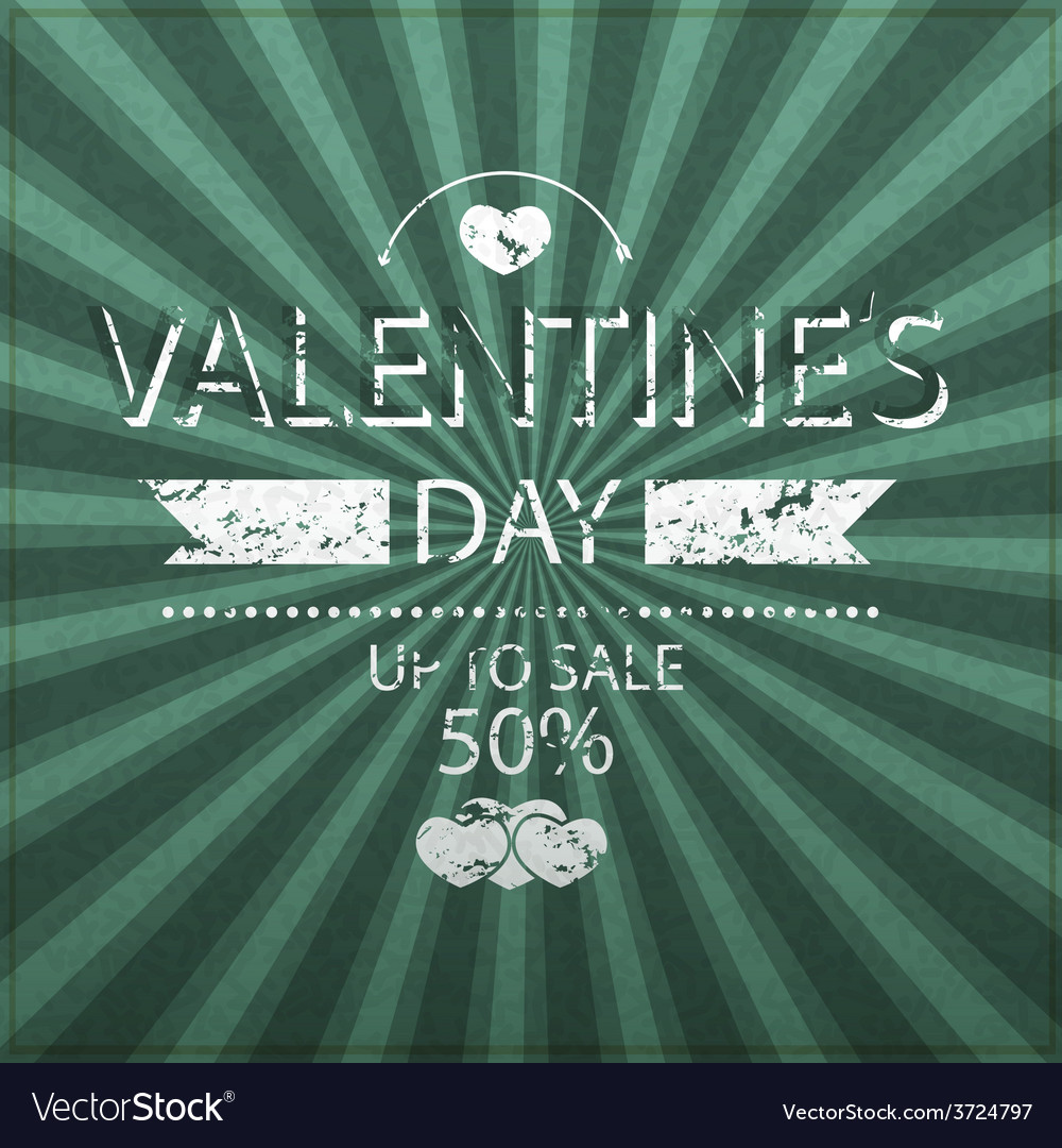 Template valentines day up to sale 50 card vector | Price: 1 Credit (USD $1)