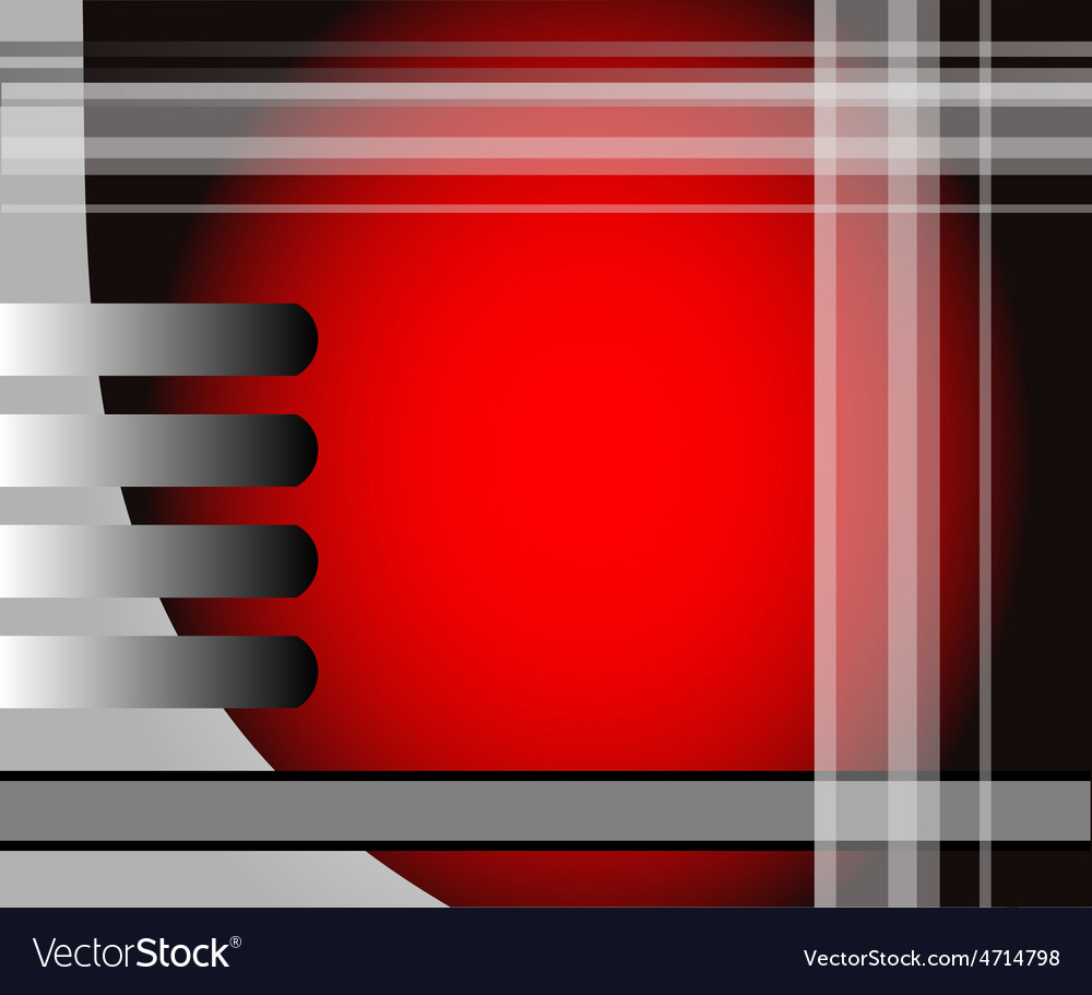 Red background message board for text and message vector | Price: 1 Credit (USD $1)