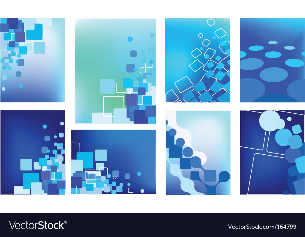 Business card backgrounds vector | Price: 1 Credit (USD $1)