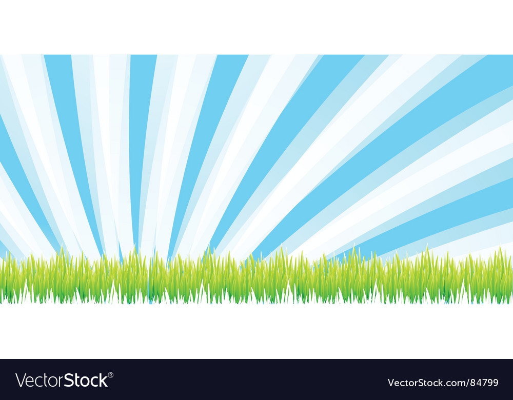 Grassy vector | Price: 1 Credit (USD $1)