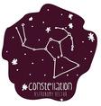 Orion constelation design vector