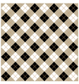 Argyle seamless diamonds vector