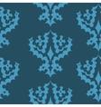 Decorative seamless wallpaper pattern vector