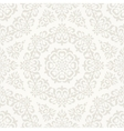 Seamless ornate retro pattern vector