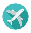 Airport icon vector